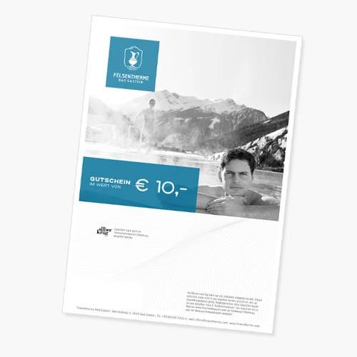 print@home - Wertgutschein Fixpreis